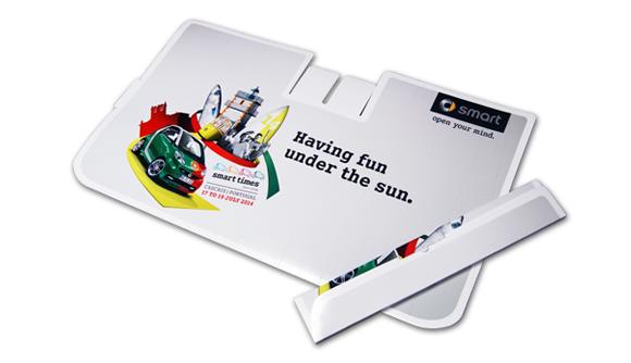 parasole auto cartone micro carton smart