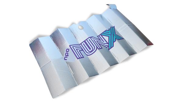 parasole auto tiny funx
